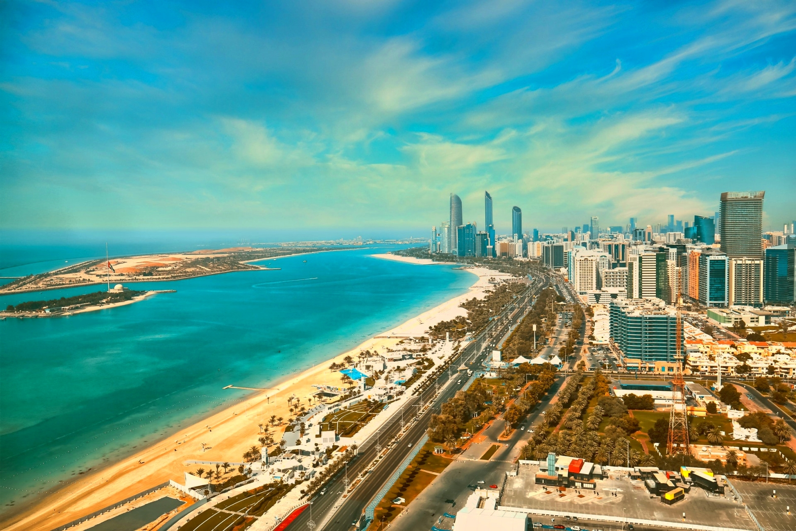 Reasons to visit Abu Dhabi